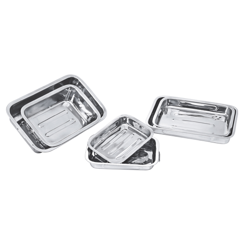 Baking-Tray-with-Side-Handle